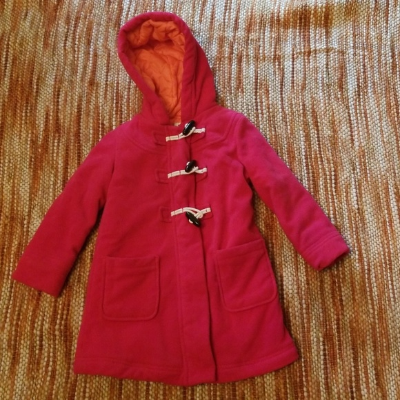 Old Navy Other - Girls 5 old navy pink pea coat